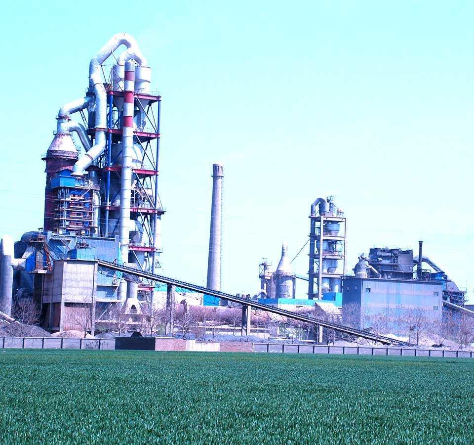 水泥生产线设备工艺流程