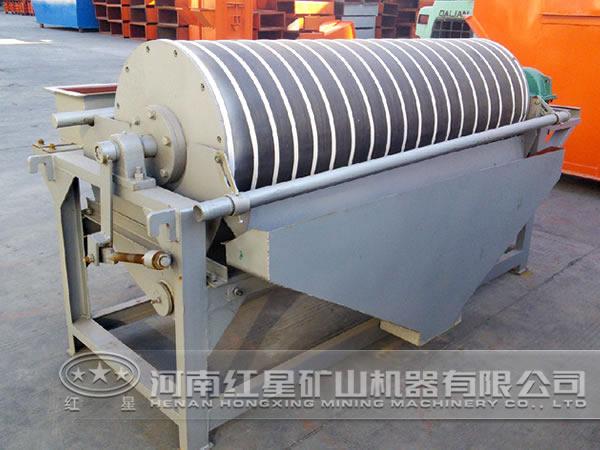 软锰矿效能高磁选机
