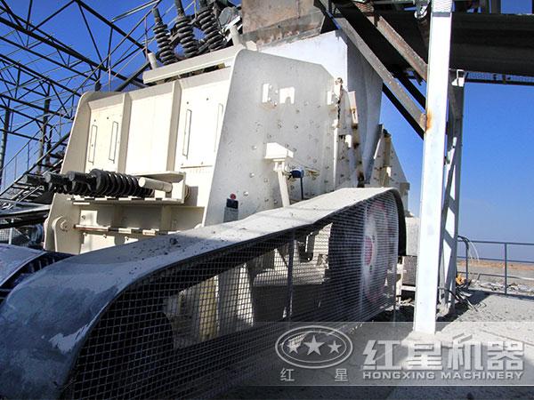 PF-1210反击破碎机设备实拍