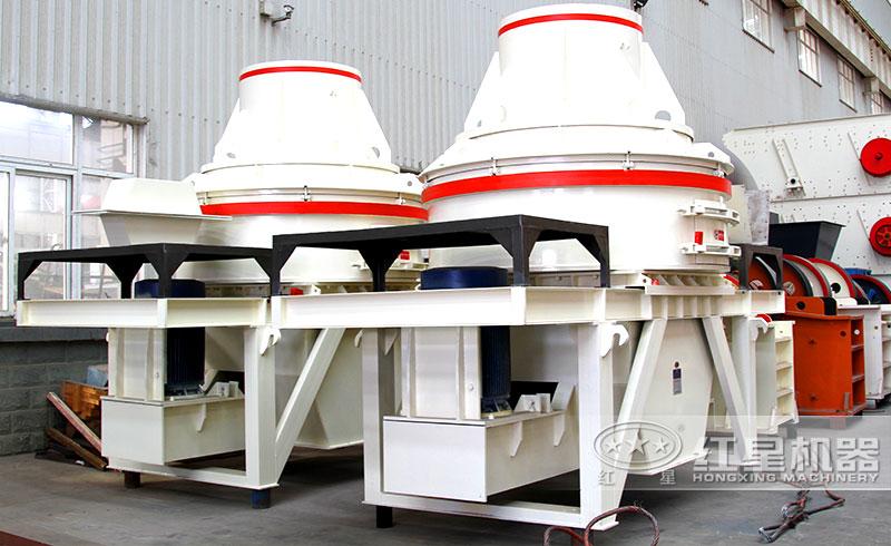 HX系列制砂机