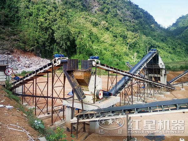 老挝用户生产现场实拍图