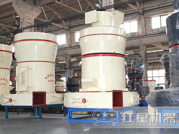 石灰岩雷蒙磨粉机