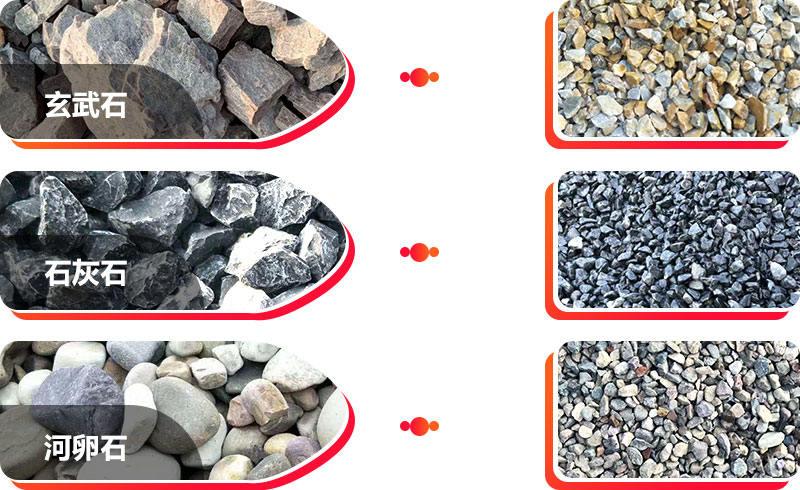 颚式破石机使用范围