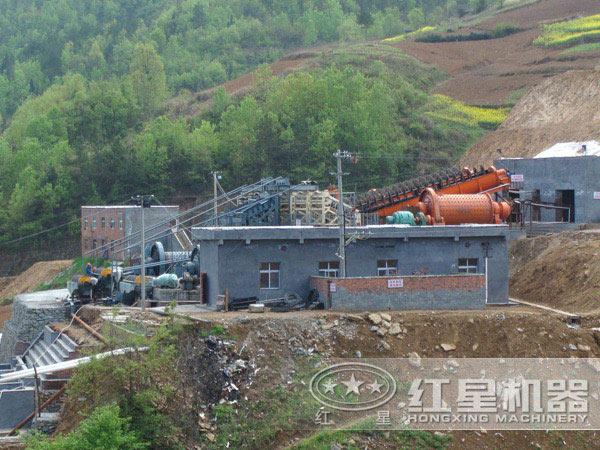 选矿生产现场实拍图