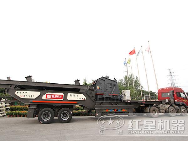设备发往重庆