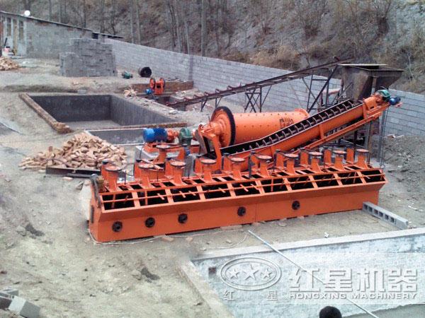 河南郑州用户生产现场