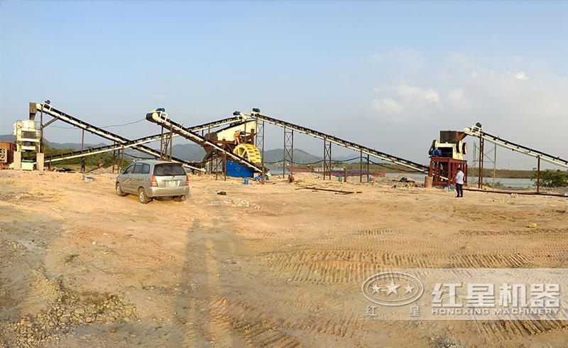 越南用户生产现场