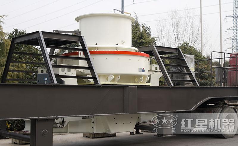 小型移动一体式制砂机(搭配HVI制砂机)