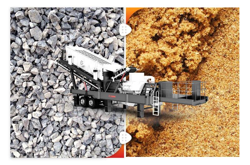 流动制沙机应用领域
