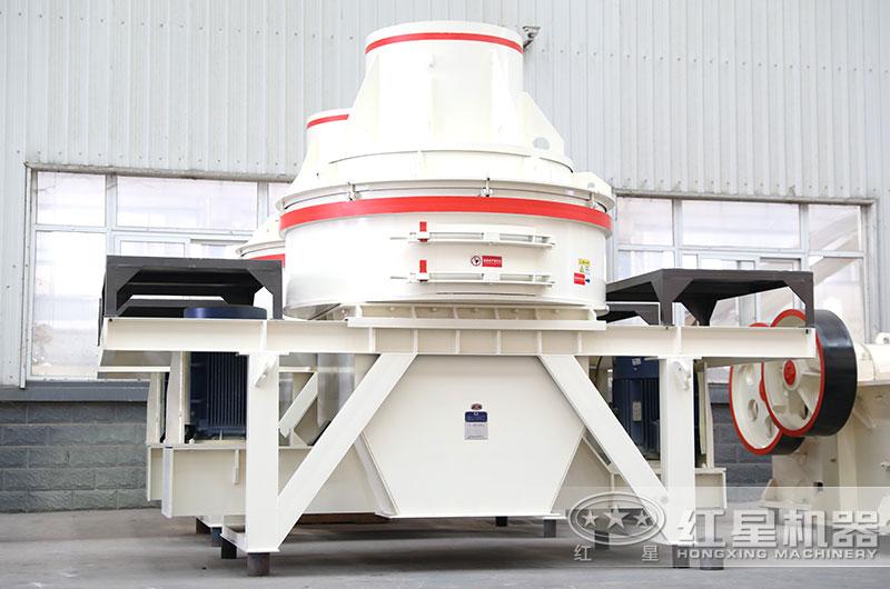 HX制砂机设备图片
