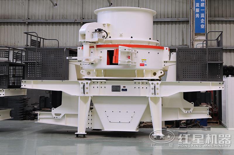 HVI风化石制砂机设备图片