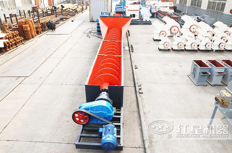 螺旋式洗沙机产量高,维修周期长