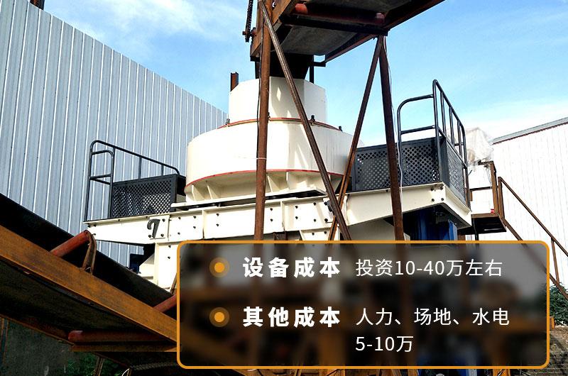 中小型制砂厂成本