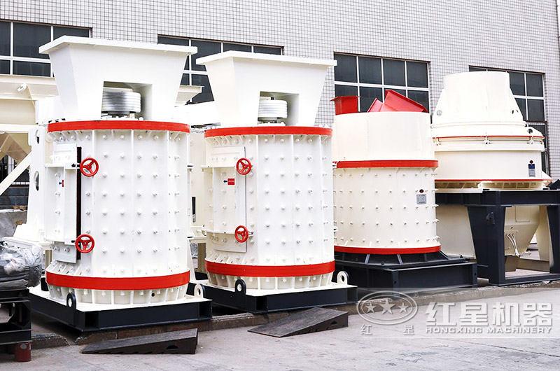 立轴复合式制砂机多少钱?到厂家看一看可报价