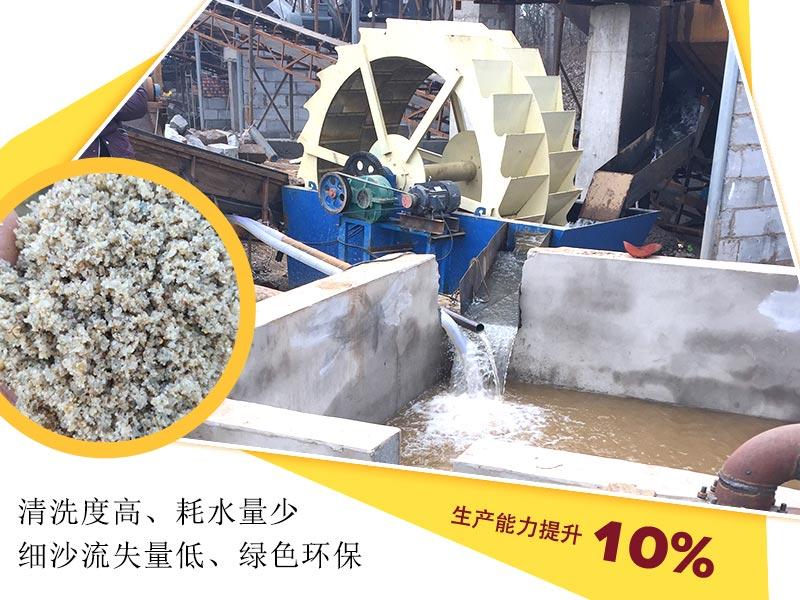 石粉水洗砂厂