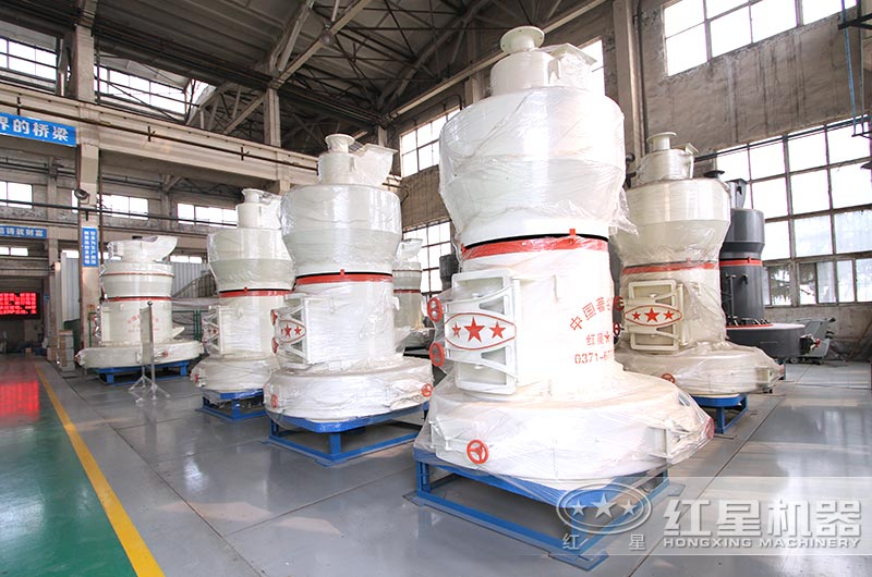 小型雷蒙磨粉机产品实拍图