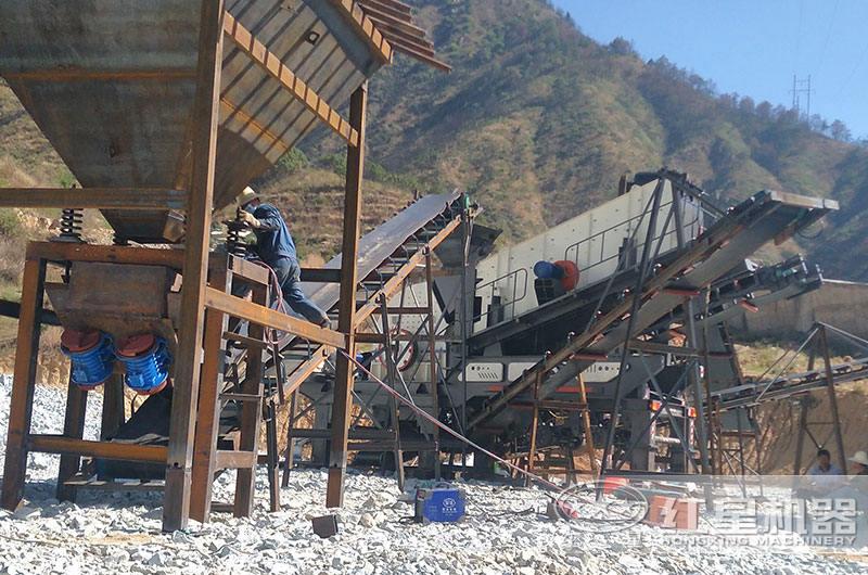 废玻璃加工厂