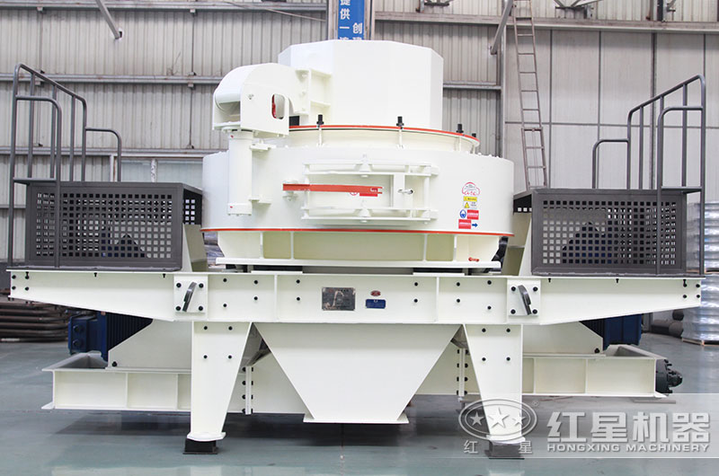 VSI石头制砂机设备图片