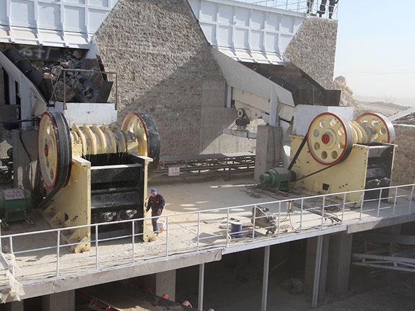 颚式破碎机型号大全 提供价格及技术参数表