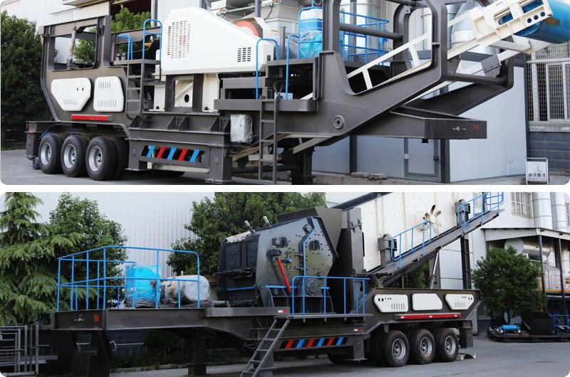 时产50吨建筑垃圾制沙机设备类型