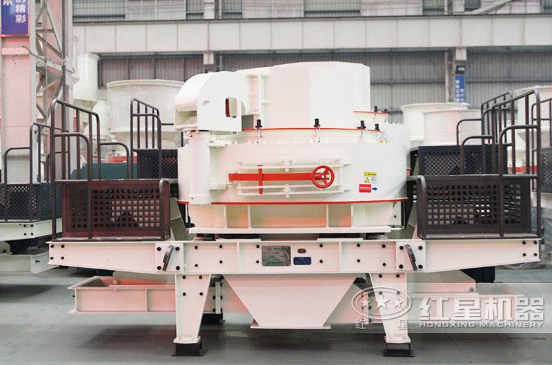 VSI河卵石制砂机设备,性价比高,石粉含量少