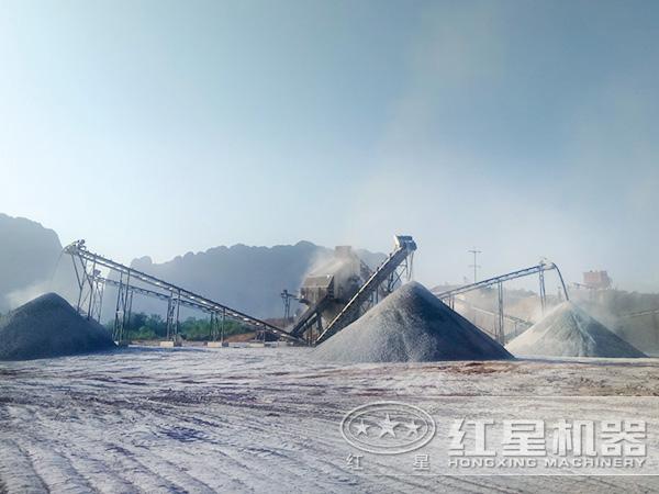 煤矸石破碎生产线图片