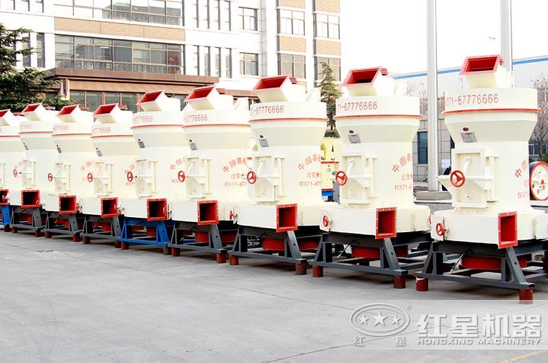 小型雷蒙磨粉机320目图片