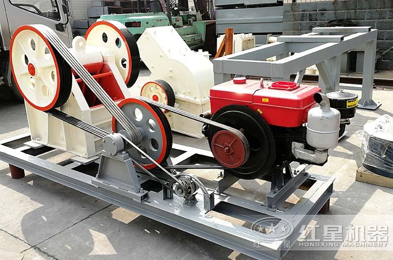 150×250鄂破可配置柴油机