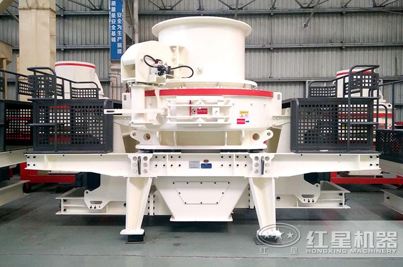冲击式制砂机,成品质量优异
