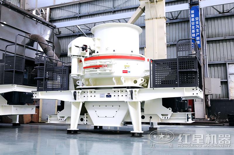 HVI制砂机适用于资金充裕的大型制砂厂