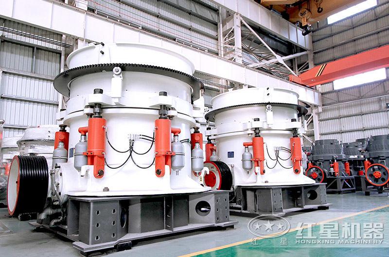HXHP300圆锥机_多缸液压圆锥破