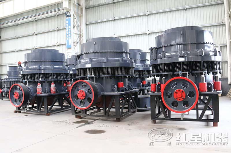 大型圆锥破碎机_HPM800多缸液压圆锥破碎机